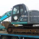Japan used excavator SK125SR