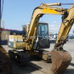 Japan used excavator PC60-6