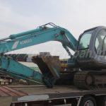 Japan used excavator SK120-3