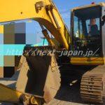 Japan used excavator PC120-6E