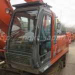 Japan used excavator ZX350K