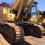 Japan used excavator PC800-E0
