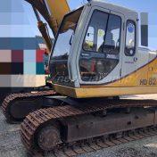 Japan used excavator HD823MR