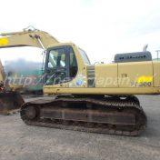 Japan used excavator PC300-6