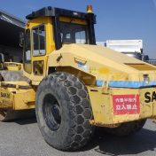 Japan used road roller vibratory SV512D