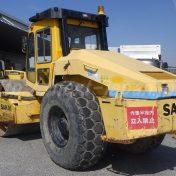 Japan used road roller vibratory SV512D