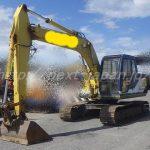 Japan used excavator SK120