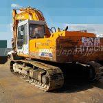 Japan used excavator E120-5