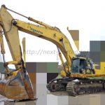 Japan used excavator PC750-6 for sale