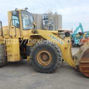 Japan used wheel loader for sale 97ZV