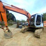 Japan used excavator for sale EX120-5