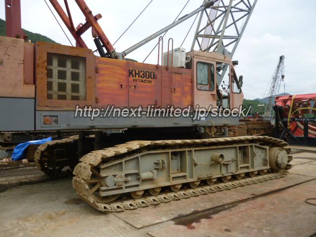 Japan used crane for sale KH300-3
