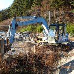 Japan used excavator for sale S160B2