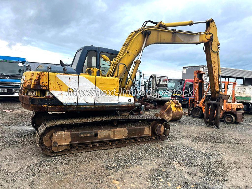 Japan used excavator for sale SK120-1