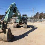Japan used excavator for sale SK210D