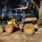 Japan used wheeloader for sale WA50-1