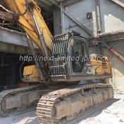 Japan used excavator for sale SK480LC-8